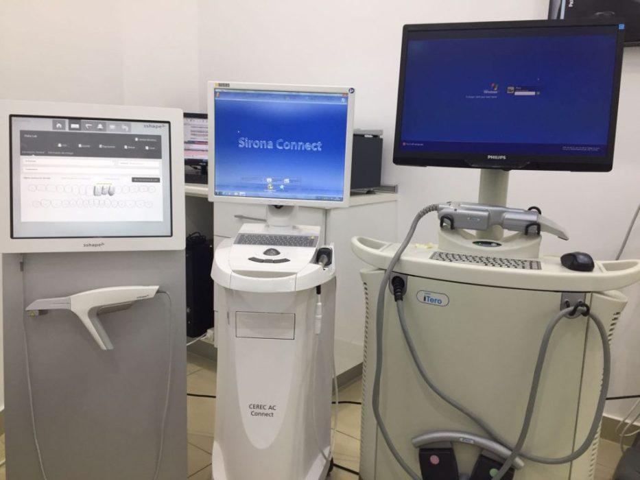 Ventajas de los escáneres intraorales en las clínicas dentales
