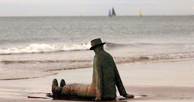 De Brujas a Knokke: Cuando el arte se extiende hasta el mar