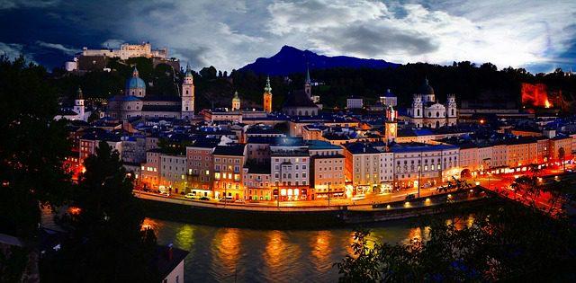 Festivales de música y cultura: seis razones para visitar Salzburgo